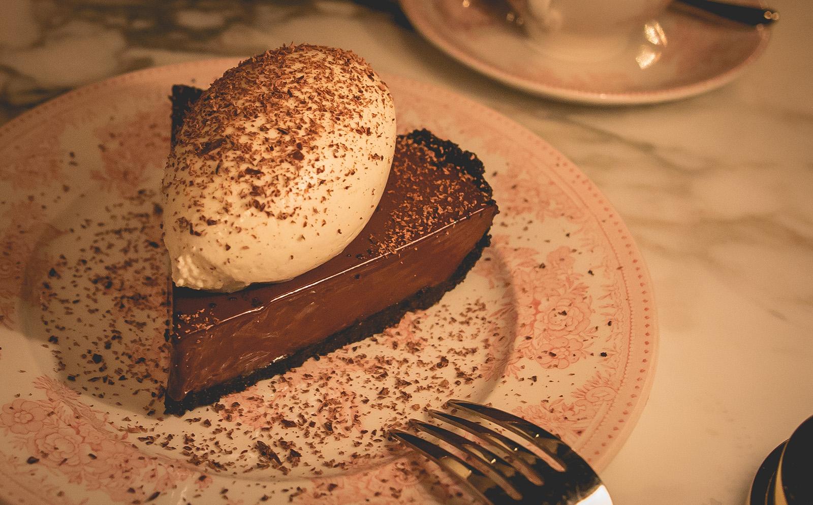 LV Chocolate Cream
