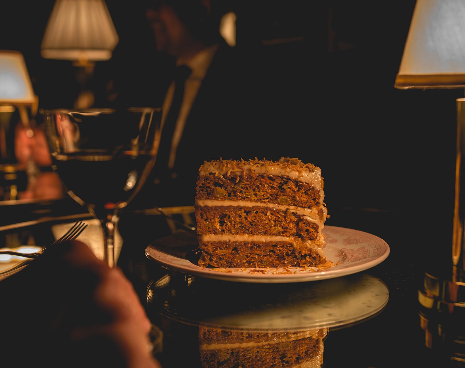LV Carrot Cake