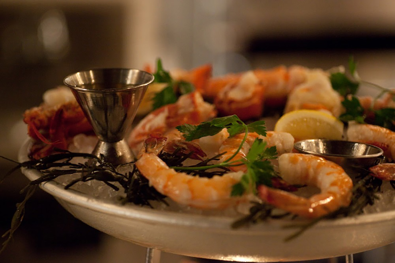 LV Shrimp Cocktail